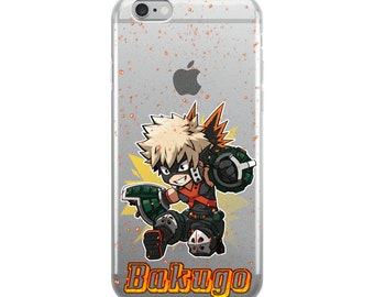 My Hero Academia Phone Case Etsy
