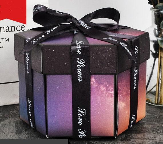 EBG Explosion Box Album Scrapbook Christmas Gift
