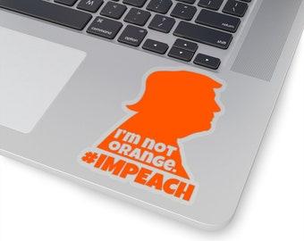 Trump Pee On Hillary Vinyl Decal Funny Car Sticker Donald GOP Republican Train