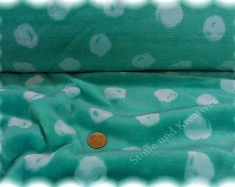Coccodrillo Stretch Jersey Krokos smaragd grün 50 cm Kinderstoff Kinderjesey