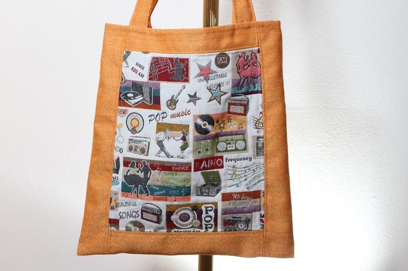 Tasche Einkaufstasche Shopper Stofftasche bag image 0