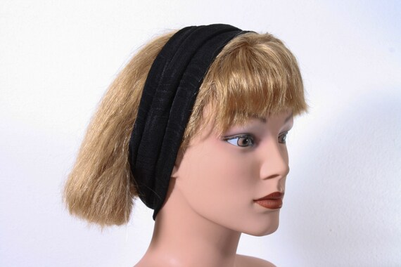 Haarband Haarschmuck Stirnband Kopfband Damen Kopftuch Haartuch Yoga