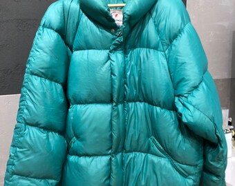 23d220739003 Vintage Ski Jacket St. Moritz Mid Century Quilted Ski Bunny