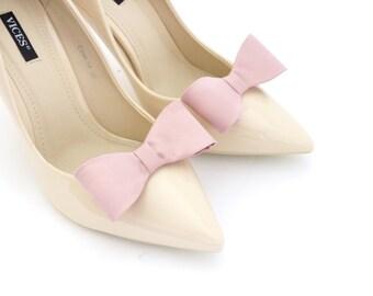befaa815d61c Satin Rose Shoe Clips Shoes Clip Schuhclips Judaeve