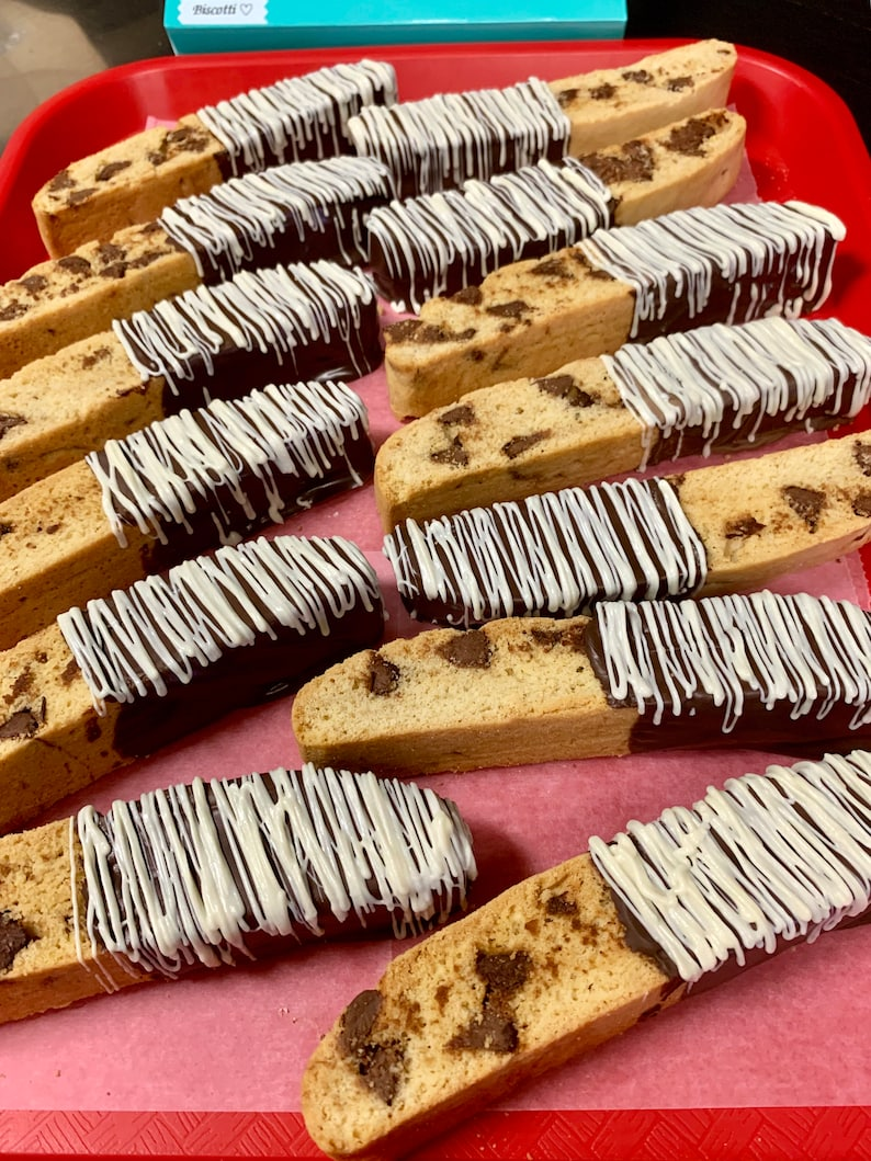 BISCOTTI Various HOMEMADE FLAVORS image 5
