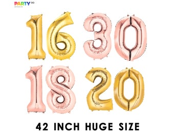Inc. Peel Off Birthday // Celebration Numbers No Number 60 In Gold or Silver