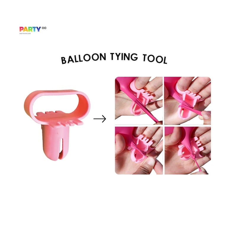 Balloon Tying Knot Tool  Balloon Garland/Arch Accessory image 0