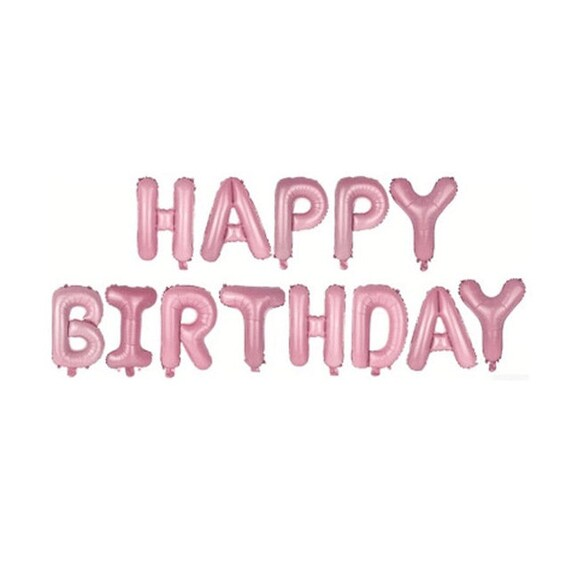 16 18 20th Pink Birthday Decorations