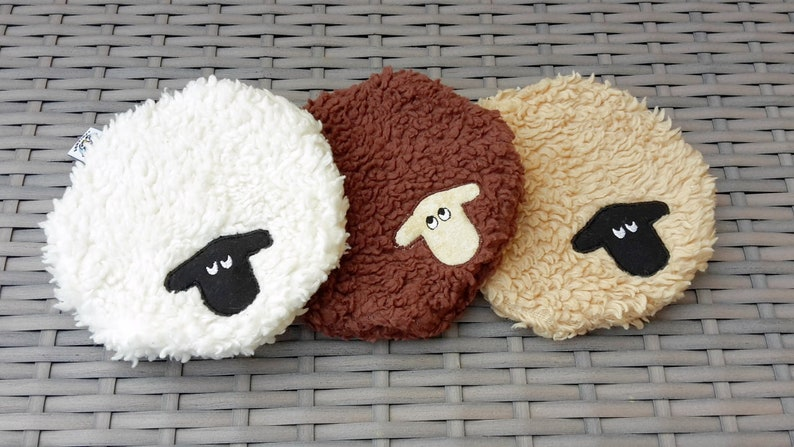 BaaBaa the sheep/sleep-cushion image 0