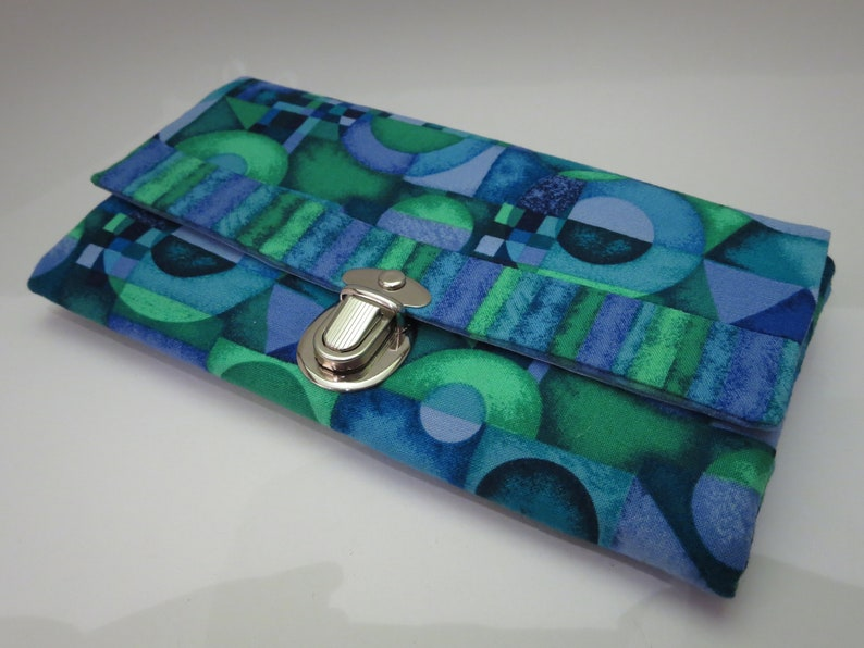 Spacious wallet MetropolitanPurse-Clutch image 0