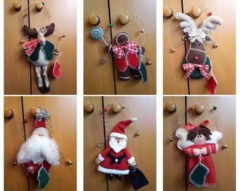 Muhriel's Christmas Gang - Funny Christmas Decoration & Gift Bringer