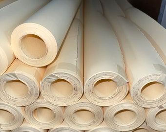 """Roll of Manila Pattern Making Paper 48"""" X 10 yards. Essential item for your pattern making projects."""