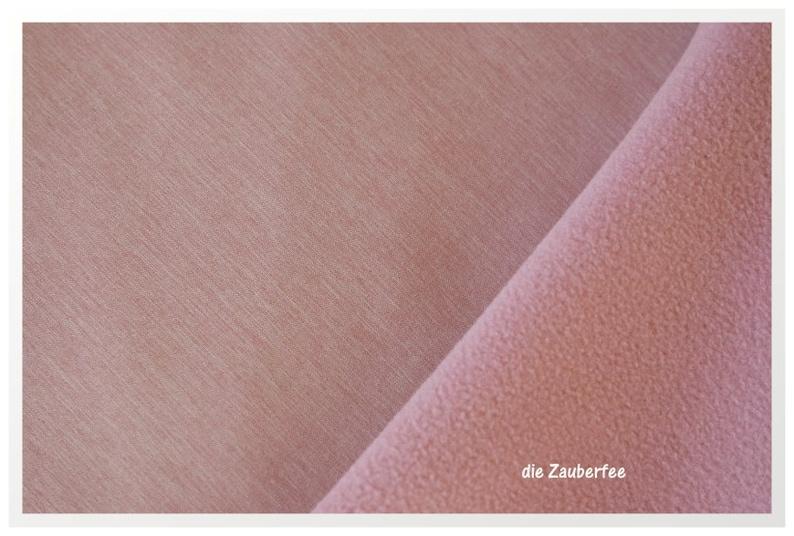 e47e77b4e Shelly, soft shell mottled, light-old Rose, 380g/meter