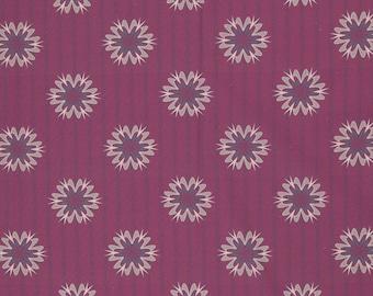 9.50 EUR/meter Kim, BW-weaving with flowers, 814933, 130g/square meter