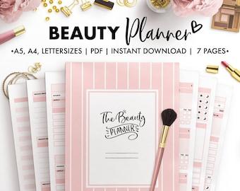 A5, Beauty Planner
