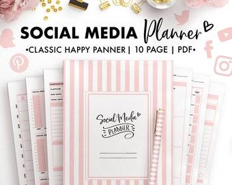 Classic HP, Social Media Planner
