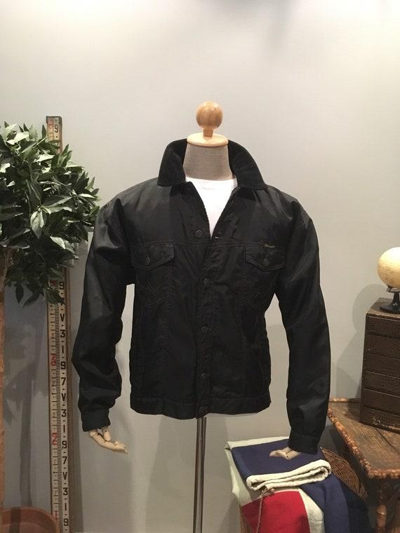 Vintage 1990s Wrangler Bomber Jacket