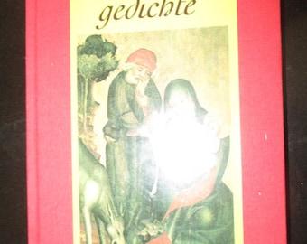 Niederländische Weihnachtsgedichte.Lyrik Etsy De