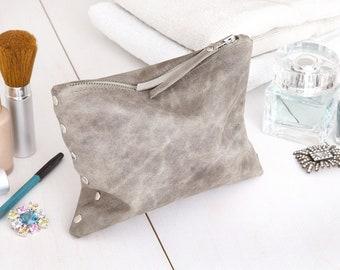 "Cosmetic bag ""Grey vintage"""