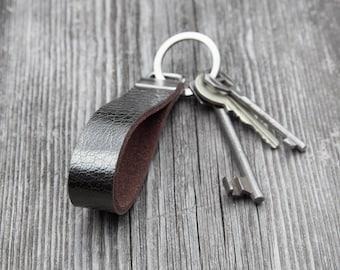 """Short keychain """"Platinum"""""""