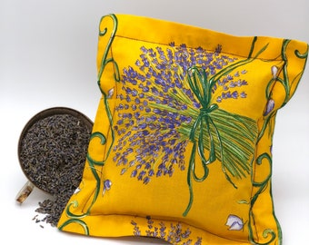 Lavender pillow, sleep aid