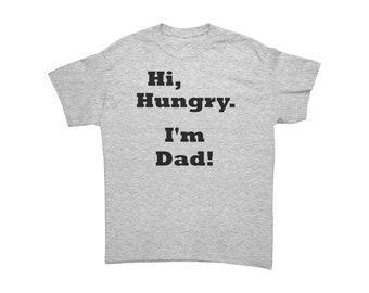 Hi Hungry Light T-Shirt