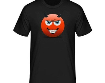 d655a6b9d6a6 Emoji Devil T-shirt