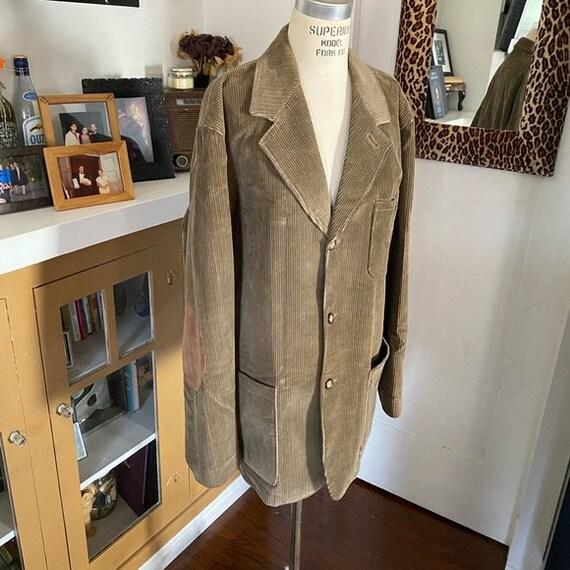 Vintage Pendleton Corduroy Blazer