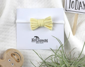 Baby bow hairband, wide color selection