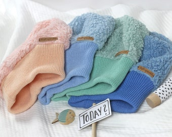 Women's beanies, without lining