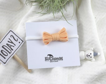 Bow hairband baby, large color selection