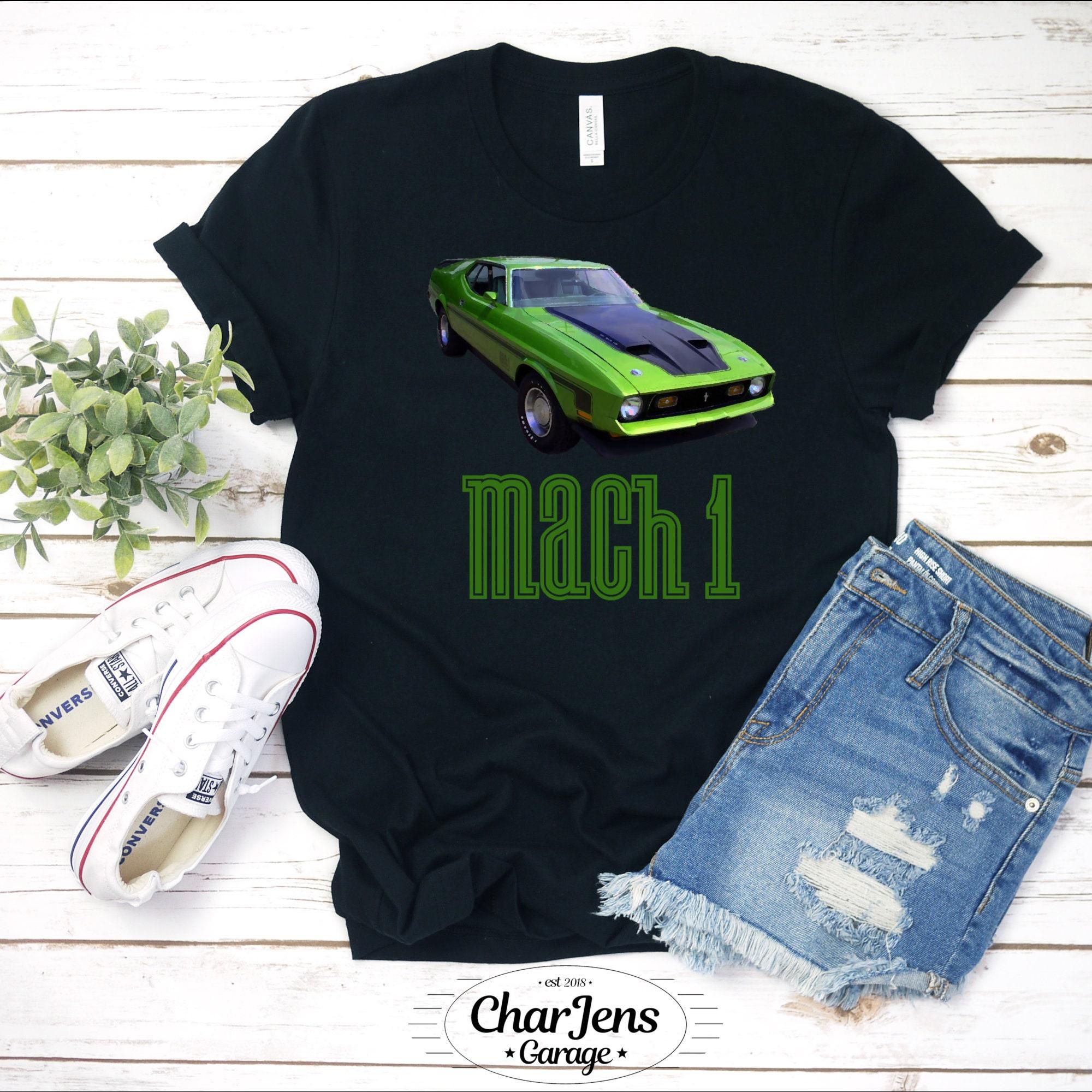 Kids Soft Cotton T Shirt Muscle-Car-SRT8 Stylish Crewneck Short Sleeve Tops Black