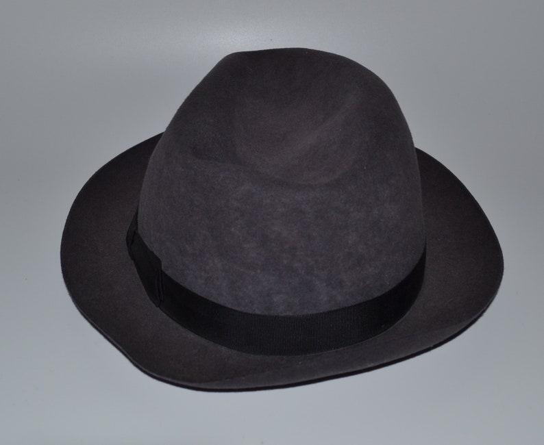 afceafbea68de4 Christy's Of London Trilby Hat | Etsy
