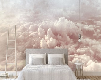 Clouds Wallpaper Etsy