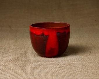 Keramik Becher — getöpfert & edel