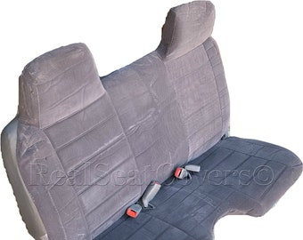 Terrific Seat Cover For Toyota Pickup 1990 1995 A27 Molded Headrest Pabps2019 Chair Design Images Pabps2019Com