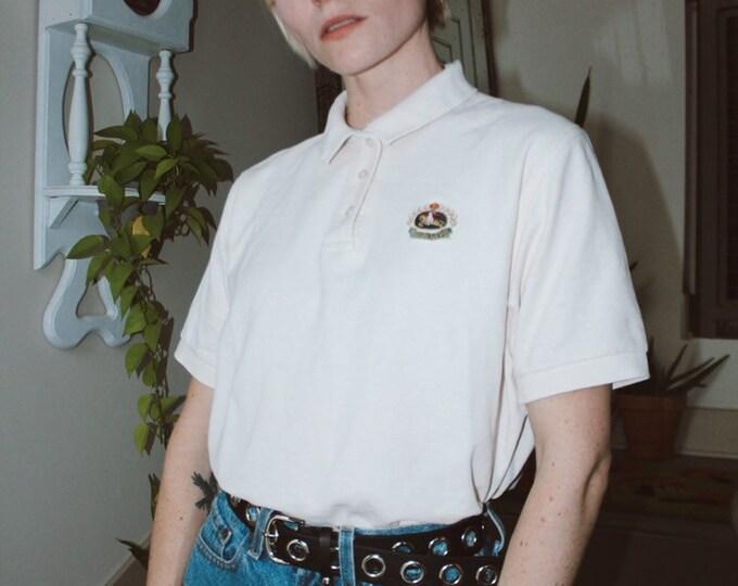 Vintage Burberrys Polo