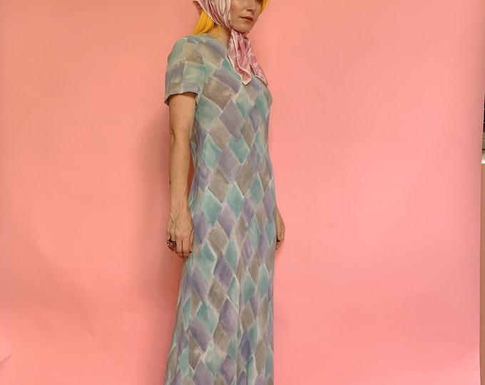 90s Bias Cut Slip Dress