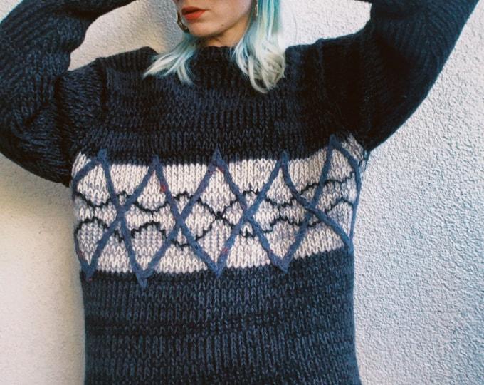 Vintage 90s | Wool Sweater