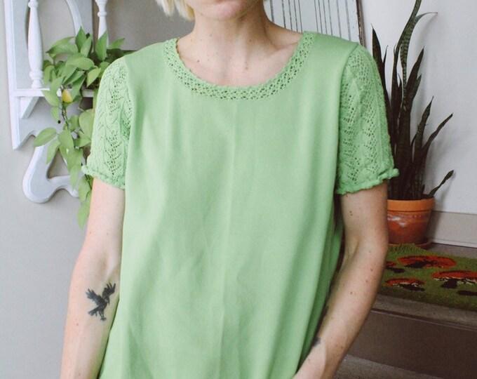 Limey Knit