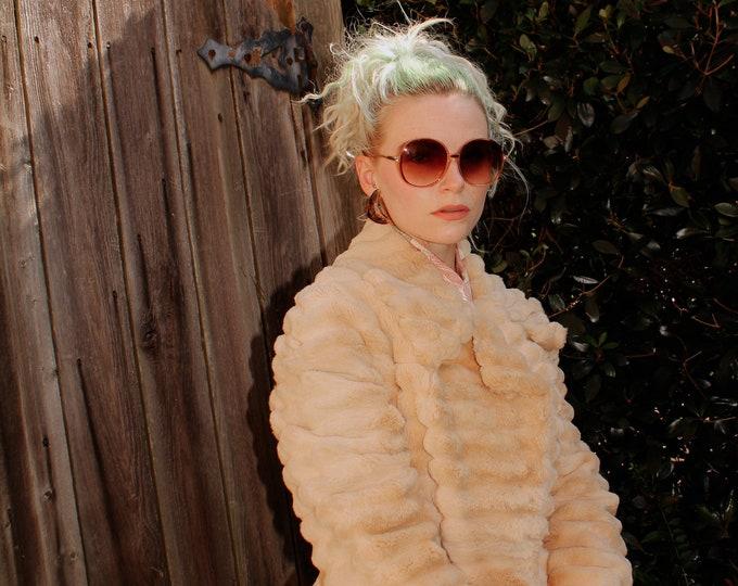Vintage 70s | Fur Coat