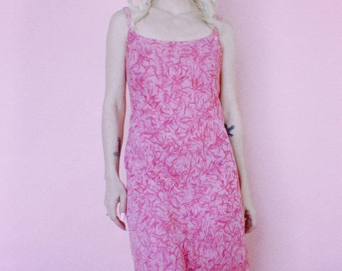 Vintage 90s | Little Pink Dress