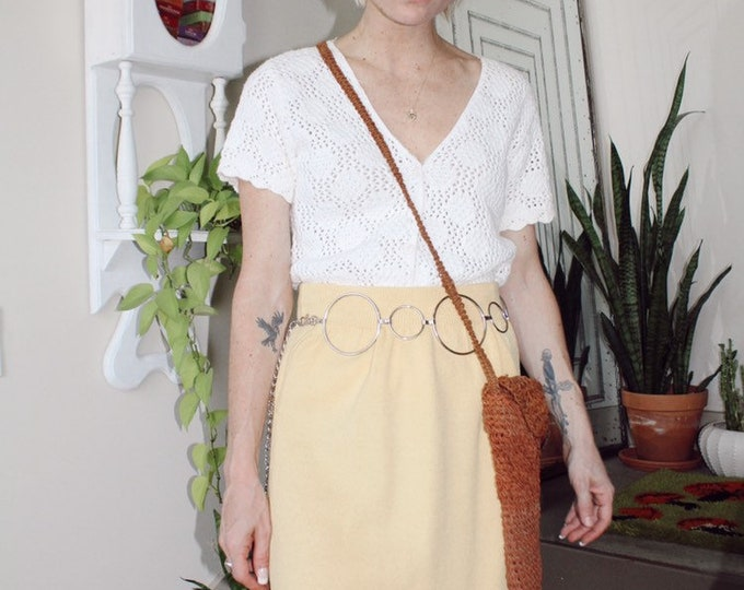Vintage St. John Knit Skirt