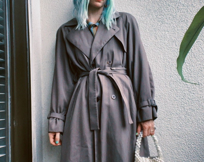 Vintage 80s | London Fog Trench