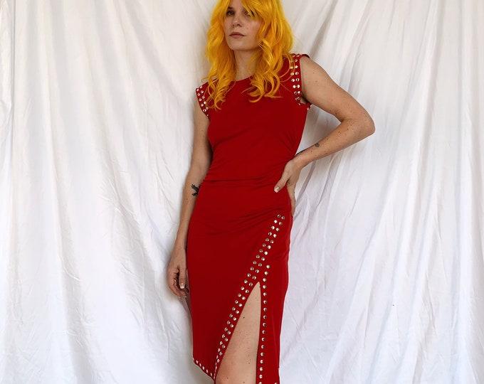 Red Hot MK Dress