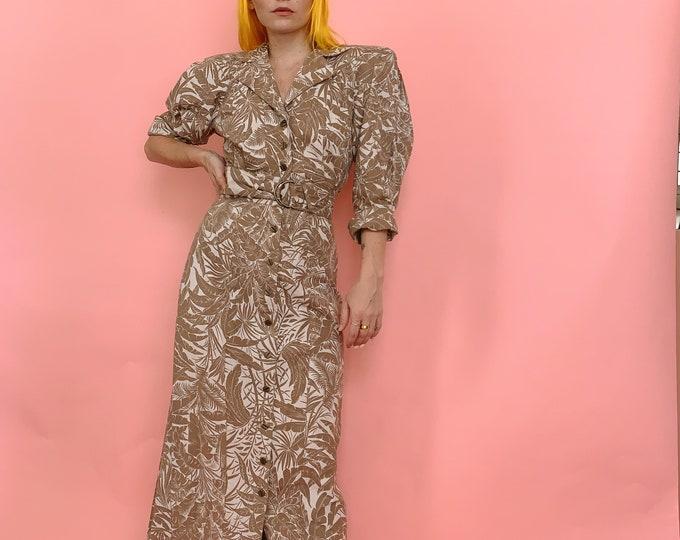 80s Karen Alexander Dress
