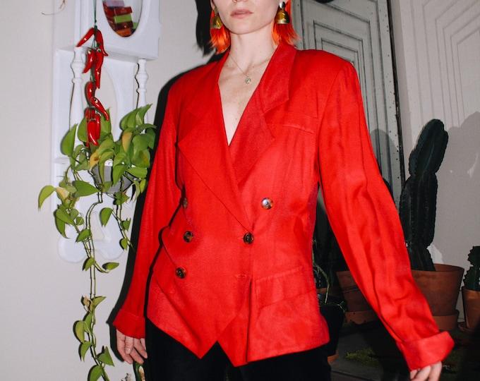 Red Hot Blazer