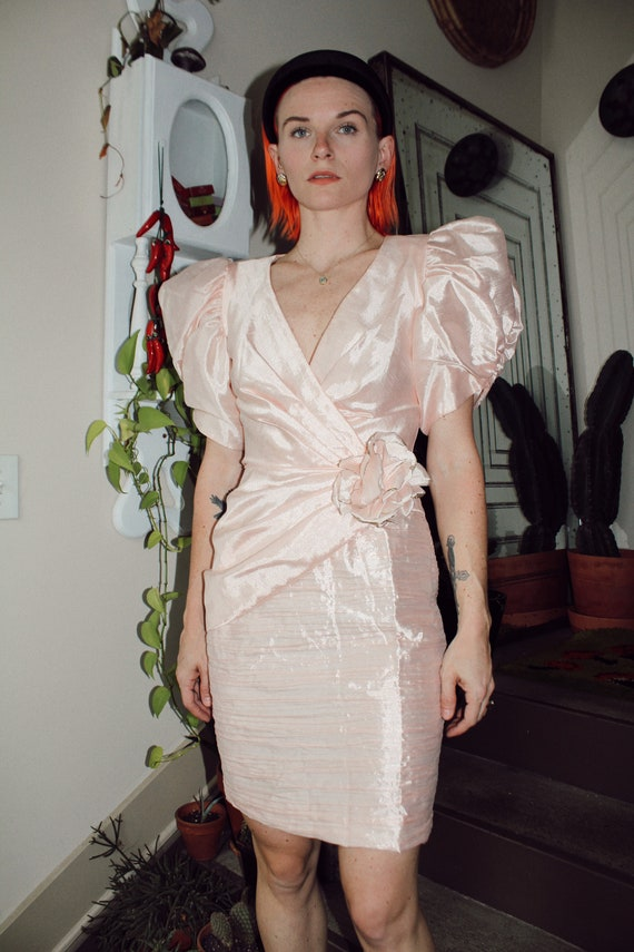 Powder Puff Dress