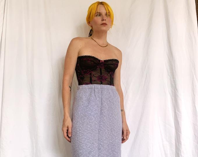 Vintage Periwinkle Kit Skirt