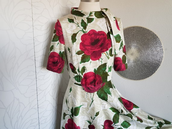 Roses Dress Unique